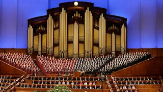 What Shall We Give - Mormon Tabernacle Choir