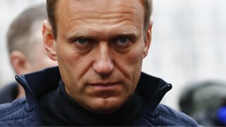 Comatose Russian Dissident Alexey Navalny In Berlin