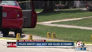 Man dead in officer-involved shooting in Fishers - Video