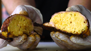 New-Age Austin Barbecue from a Food Truck - Video