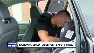 Keeping your children safe in the car