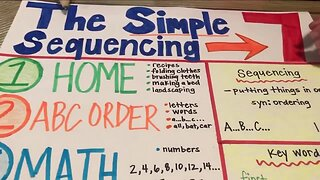 School House 7 - Sequencing