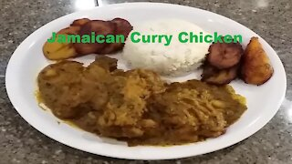 Episode 4 - Jamaican Curry Chicken