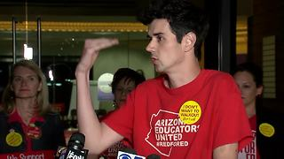 FULL VIDEO: Arizona education leaders announce teacher walkout plans - Video