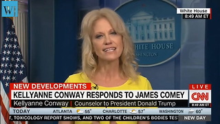 Conway Shoots Down Cuomo On Idea That Comey Swung Election - Video