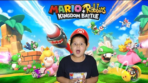 Mario + Rabbids Kingdom Battle Full GamePlay