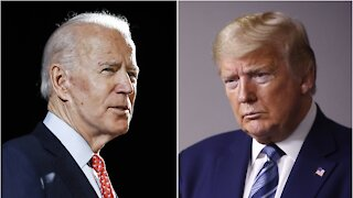 Pres. Trump And Joe Biden Have Vastly Different Campaign Styles