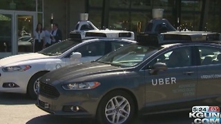 Uber self-driving cars coming to Arizona - Video