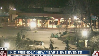Kid friendly new year's eve events - Video