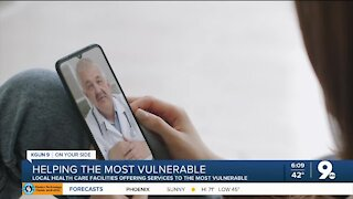 Behavioral health specialists suggest constant communication with vulnerable loved ones