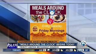 West Palm Beach church offers hot meals to students, senior citizens