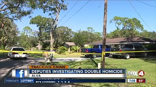 Lee County man arrested for double homicide