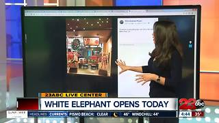 White Elephant to open on Monday in downtown Bakersfield
