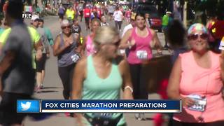 fox cities marathon preview - Video