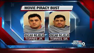 Oro Valley movie pirates get probation - Video