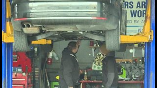 Mechanic shares winterizing car tips during Vegas stormy weather