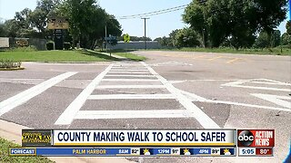 Nearly two dozen middle schools getting safety updates