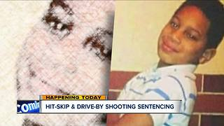 Driver accused of fatally hitting 12-year-old boy while out on bond scheduled for sentencing - Video