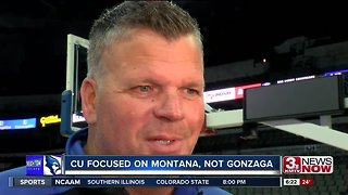 Jays Not Looking Ahead to Gonzaga