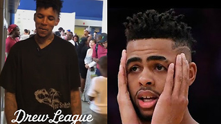 SHOTS FIRED! Nick Young Sneak Disses D'Angelo Russell for Snitching - Video