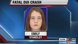 Teen charged in deadly DUI crash, bond set