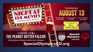 Drive-In Movie Benefits Special Olympics Colorado