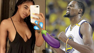 Kevin Durant Hooking Up with Real Estate Baddie Cassandra Anderson - Video