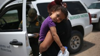Separating Families Caught At The Border: Rhetoric Or Real Policy?