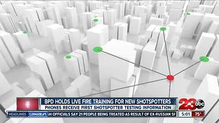 First ShotSpotter testing underway in Bakersfield