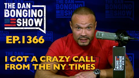 Ep.1366 I Got A Crazy Call From The NY Times