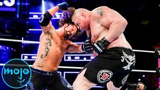 Top 10 AJ Styles WWE Matches - Video