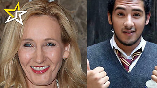 J.K. Rowling Tweets Sympathies To Orlando Shooting Victims From 'Wizarding World' - Video