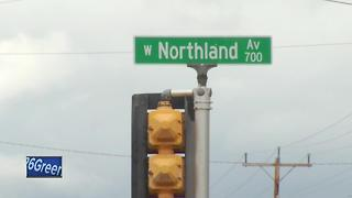 Intersection closure in Appleton - Video
