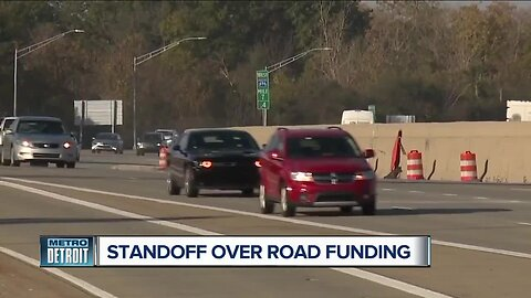 Standoff over road funding as we head toward the holidays