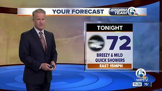 South Florida weather 5/3/18 - 11pm report - Video