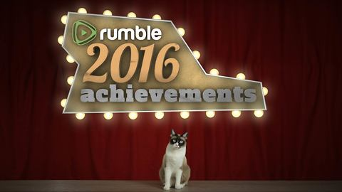 Guess what Rumble.com did in 2016?