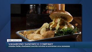 We're Open: Vagabond Sandwich Company