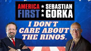 I don't care about the RINOs. Victor Davis Hanson with Sebastian Gorka on AMERICA First