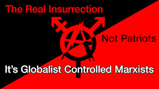 Globalist Controlled Marxists, The Real Insurrection Exists Within Congress w/ Terry Turchie (1of2)