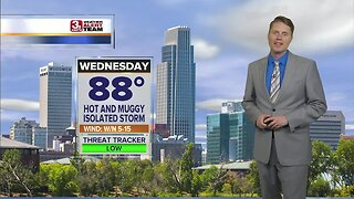 Mark's Afternoon Forecast