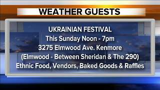 0906 Weather Guests - Video
