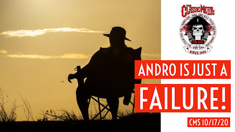 Andro Is Just A Failure