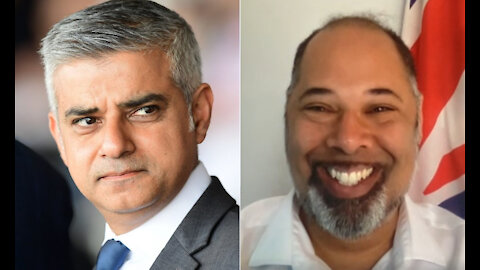 Exclusive Interview With David Kurten - The Challenger To London's Muslim Mayor Sadiq Kahn