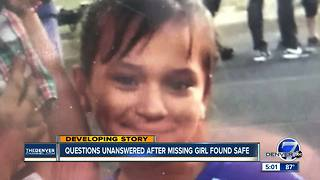 Missing Aurora 10-year-old Daniela Ruano-Morales found safe - Video