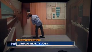 Virtual Reality Jobs - Video