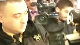 Georgian Court Sentences Former President to Three Years for Abuse of Power - Video