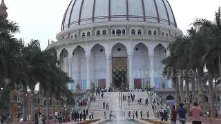 World's biggest pillar-less dome opened in India - Video