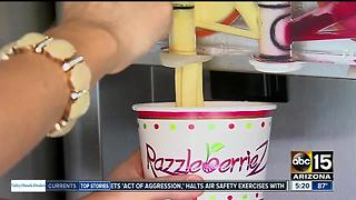 Get half off frozen yogurt on Tuesday and Wednesday
