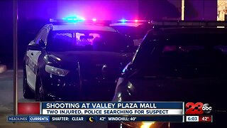 Search continues for Valley Plaza Mall shooting suspect