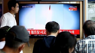 North Korea Launches More Missiles As U.S.-South Korea Drills Start